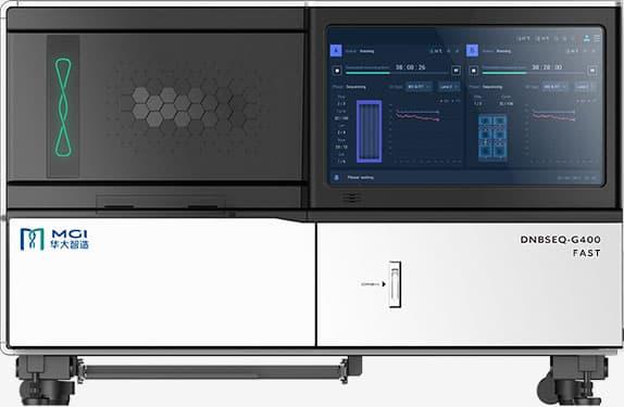 DNBSEQ-G400 szekvenátor