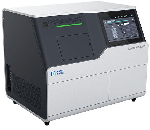 DNBSEQ-G50 szekvenátor